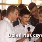 Dzień Nauczyciela na Słowackiego 4
