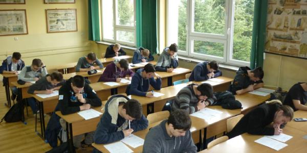 Etap szkolny Konkursu Elektron.