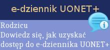 e-dziennik UONET+. Informacja dla rodzica