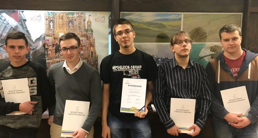 Informatycy Konkurs WSTiE