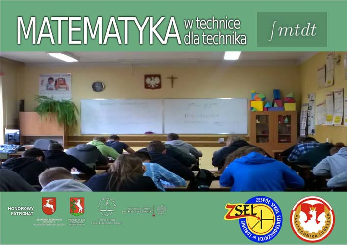 """MATEMATYKA W TECHNICE DLA TECHNIKA"""