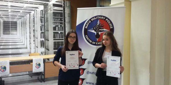 Sukces w ogólnopolskim etapie  Olimpiady Wiedzy  o Bezpieczeństwie i Obronności w Warszawie!