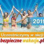"""Szkolny konkurs  """"Bezpieczne wakacje""""!!!"""
