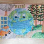 Plakat na Dzień Ziemi