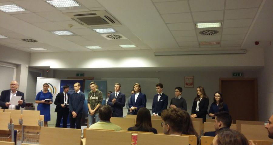 Laureatom konkursu sa wręczane nagrody