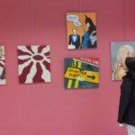 Walentynki w galerii